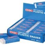 Borrador Plastico Mediano Cox E-11