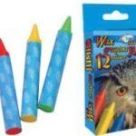 Crayones Jumbo 12 Col. Zoo Centrum