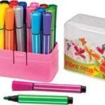 Marcadores Escolares Estuche de 18 Colores. Centrum