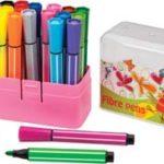 Marcadores Escolares Estuche 12 Colores Centrum
