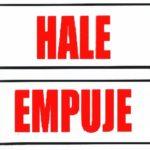 Hale / Empuje