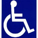 Rótulo – Discapacitado