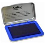Almohadilla Para Sello Entintada / Artline #0 Azul