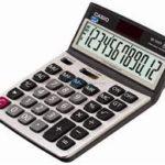 Calculadora de Mesa Casio DX120ST