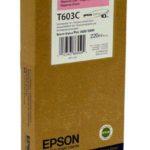 EPSON CARTUCHO DE TINTA STYLUS PRO 7800/9800 LIGHT CYAN T603500 220ml