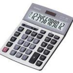 Calculadora de Mesa Casio GX120S