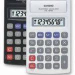 Calculadora de Bolsillo Casio HL815L-WE
