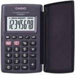 Calculadora de Bolsillo Casio HL820LVBK