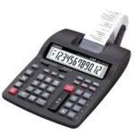 Calculadora con Impresora Casio HR150TM-BK