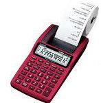 Calculadora con Impresora Casio HR8TMRD