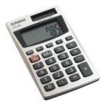 Calculadora de Bolsillo Casio HS8VA
