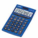 Calculadora de Bolsillo Casio JF200TV-BU