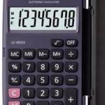Calculadora de Bolsillo Casio LC401LVBK