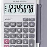 Calculadora de Bolsillo Casio LC401LVWE