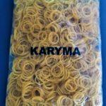 Ligas 100% Caucho Natural No.10 (Bolsa 450 Gr.) Karyma