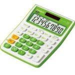 Calculadora de Mesa Casio MS10VC-GN