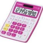 Calculadora de Mesa Casio MS10VC-RD