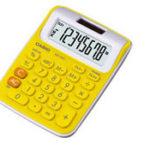 Calculadora de Mesa Casio MS6VC-YW