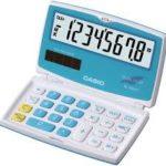 Calculadora de Bolsillo Casio SL100VC-BU