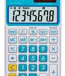 Calculadora de Bolsillo Casio SL300VC-BU