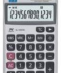 Calculadora de Bolsillo Casio SL340-VA-W-DH