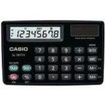 Calculadora de Bolsillo Casio SL787TV-BK
