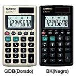 Calculadora de Bolsillo Casio SL797TV-BK