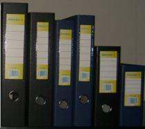 archivador azul 2.5