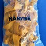 Ligas 100% Caucho Natural No.160 P/FLECHA (Bolsa 450 Gr.) Karyma