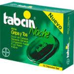 Tabcin liqui-gels Noche