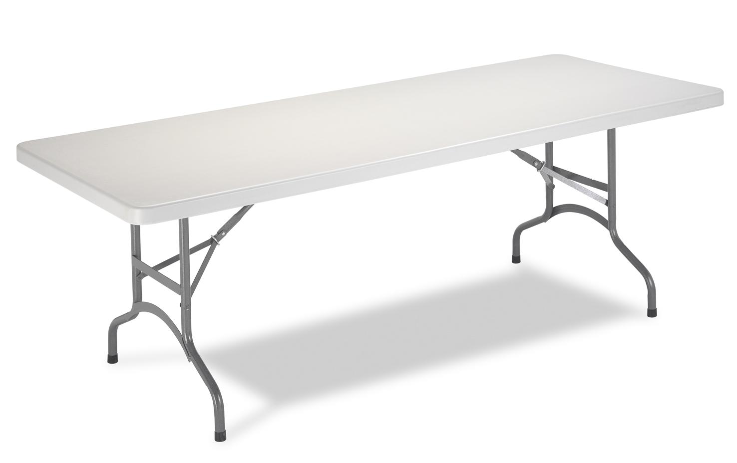 Mesa de plegar de resina de 1 22 x 60 cm distribuidora mundial c r s a - Mesa de resina plegable ...