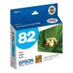 EPSON CARTUCHO TINTA CYAN PARA STYLUS R270/ RX590/ TX700W T082220N