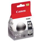 CANON CARTUCHO NEGRO PG210 PARA MX320,330,340 MP240,490 220PAG