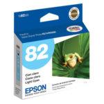 EPSON CARTUCHO TINTA LIGHT CYAN PARA STYLUS R270/ RX590/ TX700W T082520N