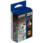 EPSON CARTUCHO WF-100 TRICOLOR T215520-AL