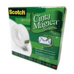 3M CINTA MAGICA 18X25 (CAJA) BA-5000-0027-4