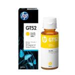 HP BOTELLA DE TINTA GT52 AMARILLO 8000PGS M0H56AL