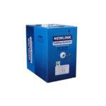NEWLINK CABLE CATEGORIA 5e CM 24AWG 1000 PIES GRIS NEW-9805841