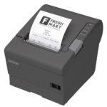 EPSON IMPRESORA POS TM-T88V-084 EDG S01 USB + SERIAL INTERFACE C31CA85084