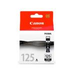 CANON CARTUCHO NEGRO PGI-125PGBK