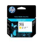 HP CARTUCHO AMARILLO CZ132A 29ML #711 PLOTTER T120-T520