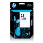 HP CARTUCHO COLOR C1823D 690PGS #23