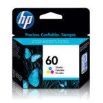 HP CARTUCHO COLOR CC643WL 165PGS #60