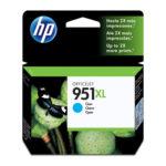 HP CARTUCHO CYAN CN046AL 1,500PGS #951XL