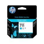 HP CARTUCHO CYAN CZ130A 29ML #711 PLOTTER T120-T520