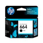 HP CARTUCHO F6V29AL NEGRO 120PGS #664