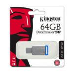 KINGSTON MEMORIA FLASH DATA TRAVELER USB 3.1 DT50/64GB-CN