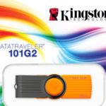 KINGSTON MEMORIA FLASH USB 2.0 16GB KC-U3016-2X3O