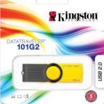 KINGSTON MEMORIA FLASH USB 2.0 16GB KC-U3016-2X3Y