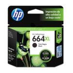 HP CARTUCHO NEGRO 480PGS #664XL F6V31AL